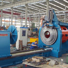 Two Axle CNC Control Wire Mesh Making Machine 2500MM Width Maked Johnson Well Screen